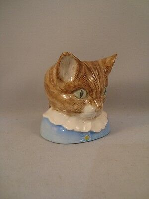 Beswick Beatrix Potter Character Jug - Tom Kitten BP4