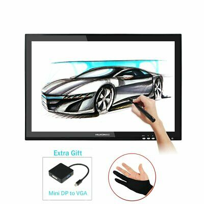 """Huion GT190 19"""" Art Graphics Pen Tablet Monitor Screen Display AU Fast Ship"""