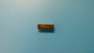 (2 Pcs) Mm1101A2N Nsc Ic Memory Sram 256X1 16Pin Dip