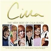 Cilla Black Very Best of cd and dvd