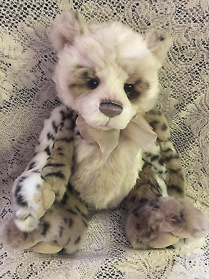 """Giselle * Charlie Bears 2015 Plush  * 16"""" New With Tags"""