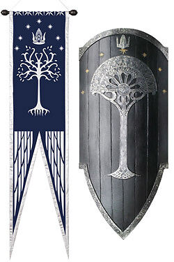 United Cutlery Lord of the Rings, Shield of Gondor.