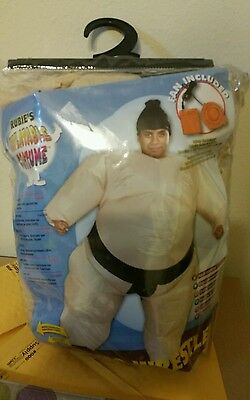 Inflatable Sumo Wrestler Cosume