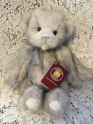"""Icicle * Charlie Bears 2015 Plush  * 12"""" New With Tags"""