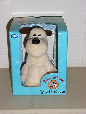 Wallace & Gromit - Wind up Gromit - NEW