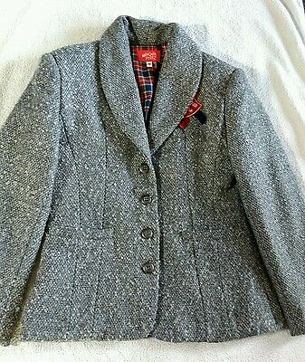 Girls equestrian style jacket age 10 years