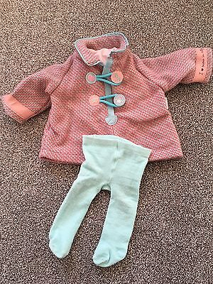 Baby Annabell Coat And Tights