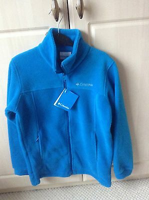 Columbia Kids Unisex Fleece Size Medium (10-12) BNWT
