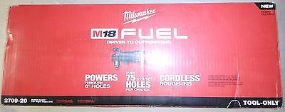 "Milwaukee 2709-20 M18 FUEL SUPER HAWG 1/2"" Right Angle Drill"