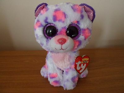 Ty Beanie Boos Boo Serena (USA Justice store exclusive)
