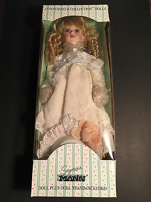 """10% OFF. Seymour Mann Connoisseur Collection Doll - SHELBY - yk-9291 - NIB - 18"""""""