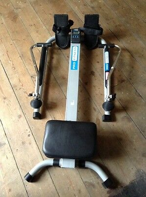 Pro Fitness Rowing Machine With Display