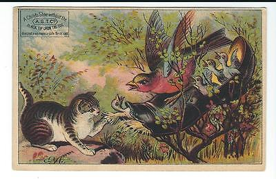 Victorian Trade Card, Preble Bros., Boots, Shoes & Rubbers