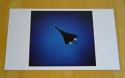 Magnum Photo Postcard ~ The Last Days Of Concorde, Heathrow Airport, London 2003