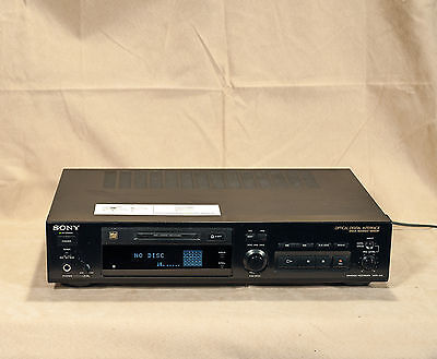 Sony MDS-302 Minidisc Player Recorder Deck Stereo