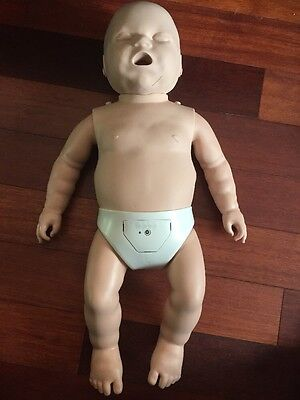 (1) One Prestan Infant CPR Manikin With Compression Monitor
