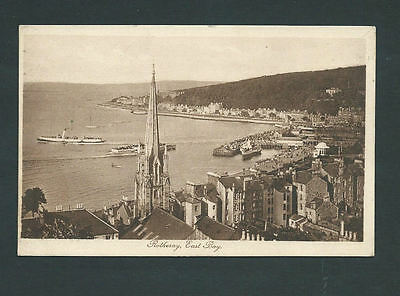 Early 1900s Tuck's Postcard - Rothesay, East Bay