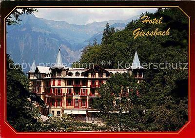 12678392 Brienz BE Hotel Giessbach am Brienzer See Brienz