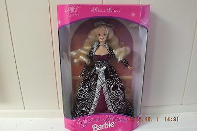 New Mattel Barbie Doll Never Opened Winter Fantasy 17249 Special Edition Vintage