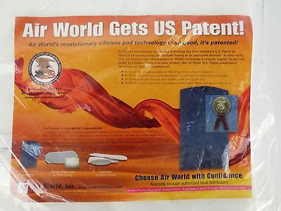 Lot of Air World Covers and Pads for Itsumi Dry Cleaning Equipment |990-683337