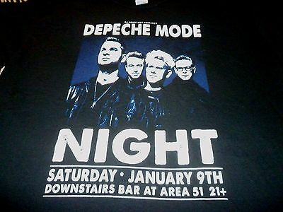 Depeche Mode Night Shirt ( Size L ) NEW!!!