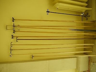 snooker cue rests