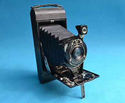 Kodak 1A Pocket Camera - Kodex No 1 A Bellows Camera