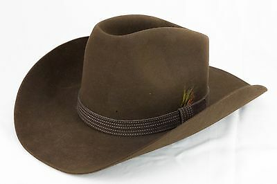 Stetson 4X Beaver Western Hat owned by Robert Maheu