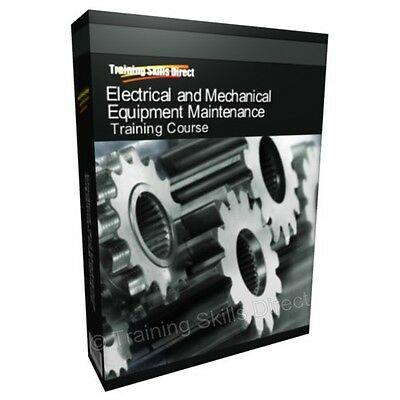 Electrical Equipment Maintenance Training Book Course