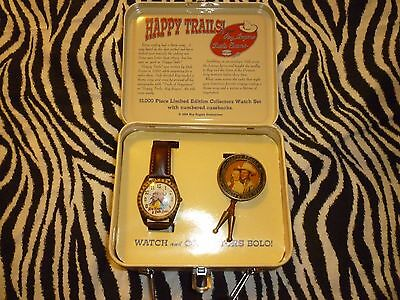 Roy Rogers & Dale Evans Fossil Watch #4664 Out Of 15000