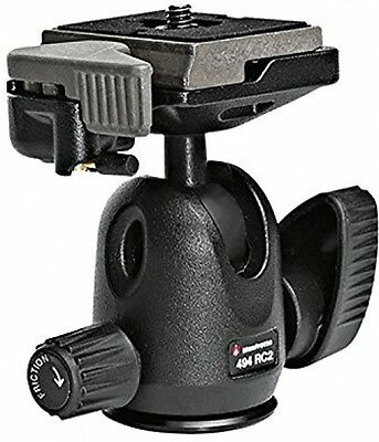 Manfrotto Mini Ball Head With RC2 Quick Release Plate
