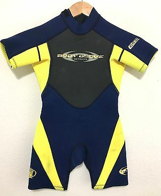 Body Glove Childrens Spring Shorty Wetsuit Youth Kids - Size C3 Childs 3