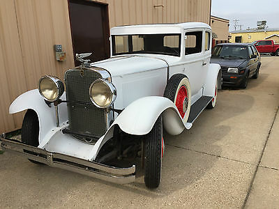 1931 Nash Series 890  1931 Nash Series 890 Victoria - NO RESERVE - Twin Ignition 8 Cylinder