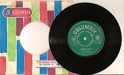 Spanish Harlem by Norrie Paramor Orchestra 7 inch 45RPM single 1961