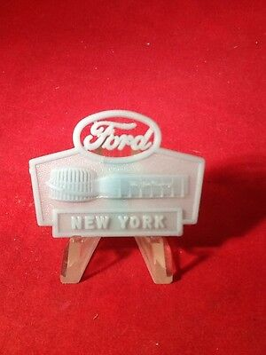 1964-1965 new york worlds fair FORD pavilion new york state glow clip
