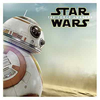 Star Wars: The Force Awakens Big Sleeve Edition [Blu-ray & DVD] [2016] - NEW