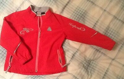 VGC! Icepeak! Girls jacket 2 years great with any top dress