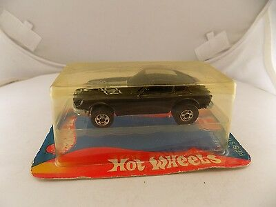 Hot Wheels French France Z Whiz Large Rear Wheels