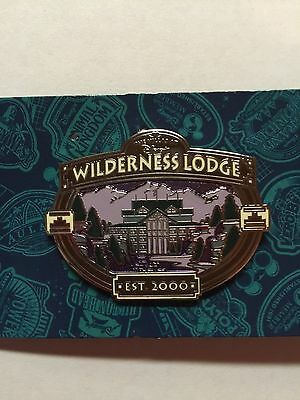 Wilderness Lodge Disney Vacation Club Commemorative Collection Pin