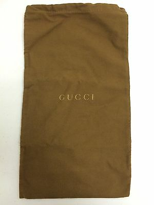 Gucci Brown Dust Bag for Shoes