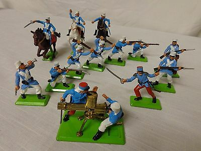 Britains Limited Deetail French Foreign Legion Soldiers