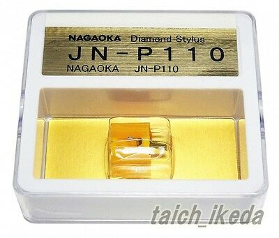 NAGAOKA replacement stylus JN-P110 for MP-110 made in Japan New