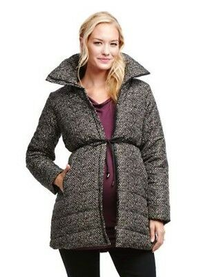 Jessica Simpson Maternity Zip Up Jacket Size M