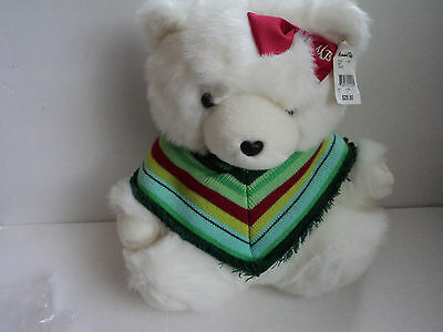2005 DAYTON HUDSON MARSHALL FIELD'S MISS SANTA BEAR Mistole  PLUSH new like cond