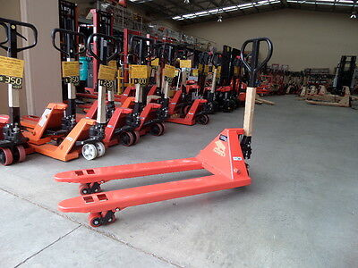 Light Duty Pallet Jack 1.5ton capacity only $220+GST , call us 02 9625 5666