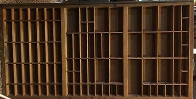 PRINTERS TYPE CASE Or DRAWER Large Case With Handle