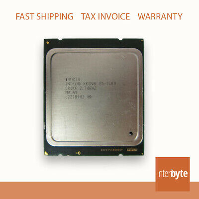 INTEL CPU CPU E5-2680 2.7GHz 8GTs 20M SERVER PROCESSOR IBM DELL HP