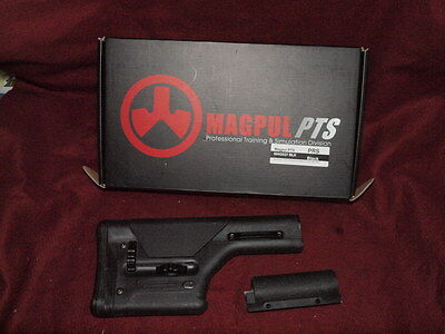 Brand New Elements PRS Stock Replica For AEG GBB Airsoft Black