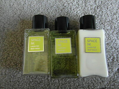 SPACE.NK Bath and Shower Gift Set 150ml