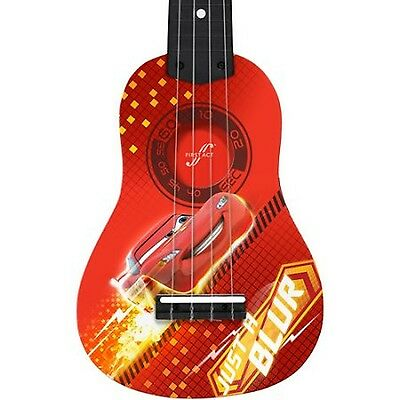 First Act Disney Cars Mini Guitar CR285 Red
